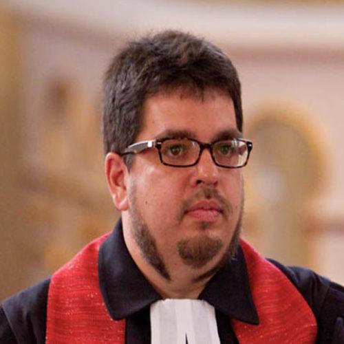 Pfarrer Holger Biehn
